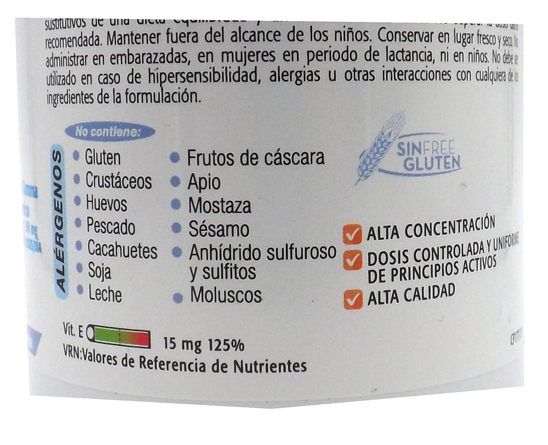 ACEITE DE ONAGRA 500 MG + VITAMINA E, 450 perlas, No GMO, Sin ...
