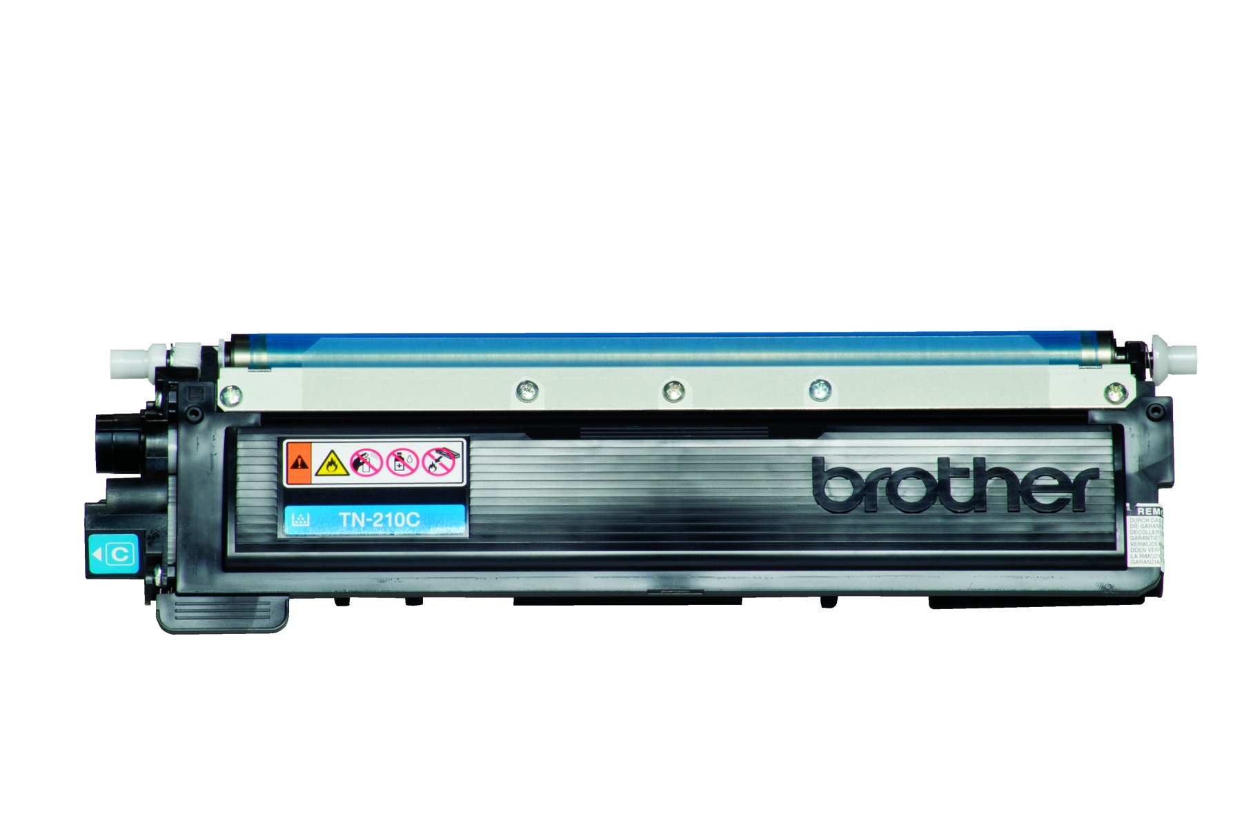 Brother Genuine TN210C Color Laser Cyan Toner Cartridge