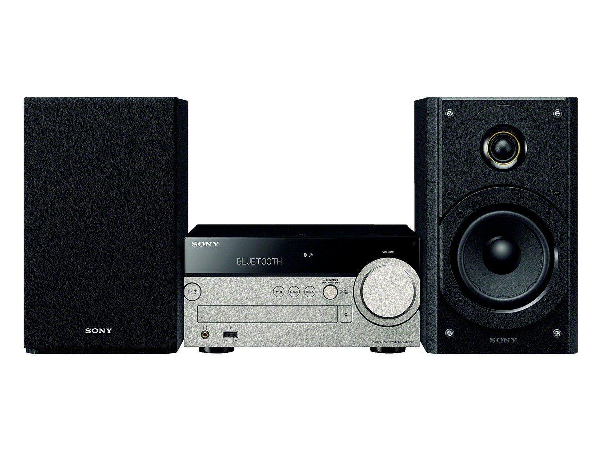ソニー SONY マルチオーディオコンポ Bluetooth/Wi-Fi/AirPlay/FM/AM/ワイドFM/ハイレゾ対応 CMT-SX7   B00XKFB78Q
