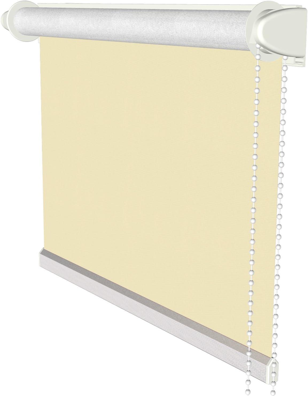 /Tenda Oscurante a Pannello Beige 41,5/x 175/cm /04153007/Klemmfix Tenda a Rullo con Lato//Thermo/ Flair Deco 3005175/