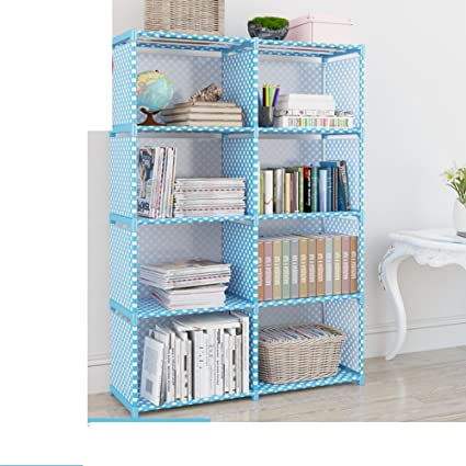 Amazoncom Jxboos Bookshelfchildrens Cabinet Simple Rack Floor