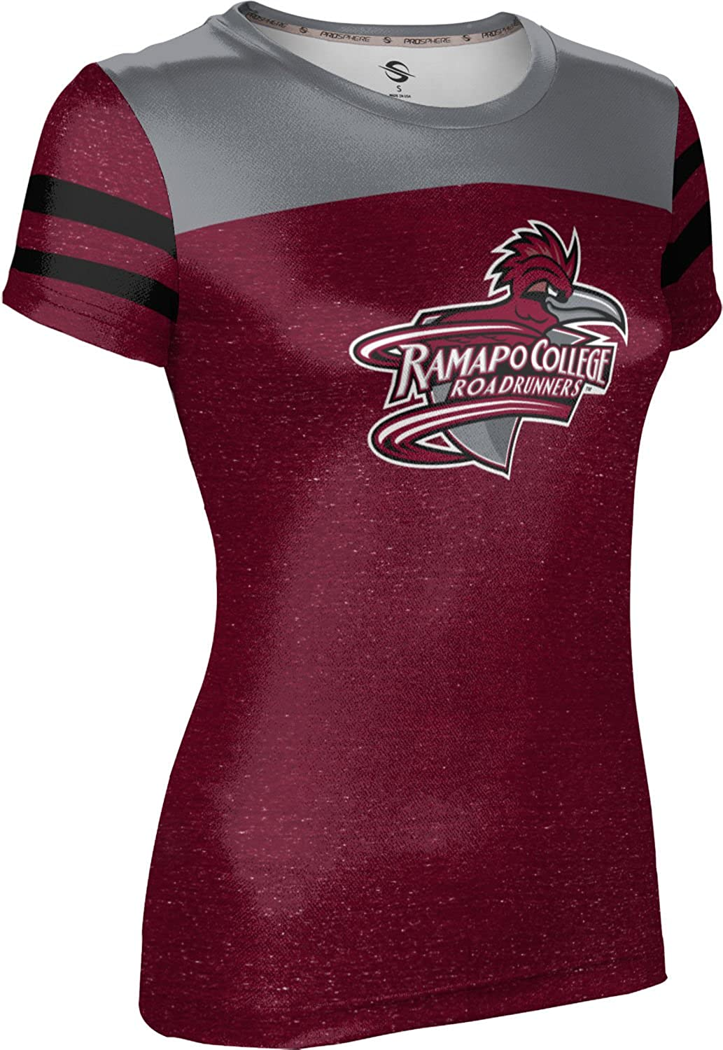 Gameday ProSphere Ramapo College of New Jersey Girls Performance T-Shirt