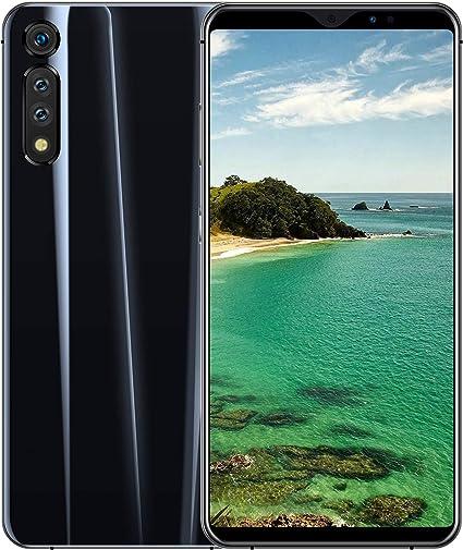YXYNB Tres SIM Smartphone con Cámara + Ranuras para Tarjetas, Dual ...