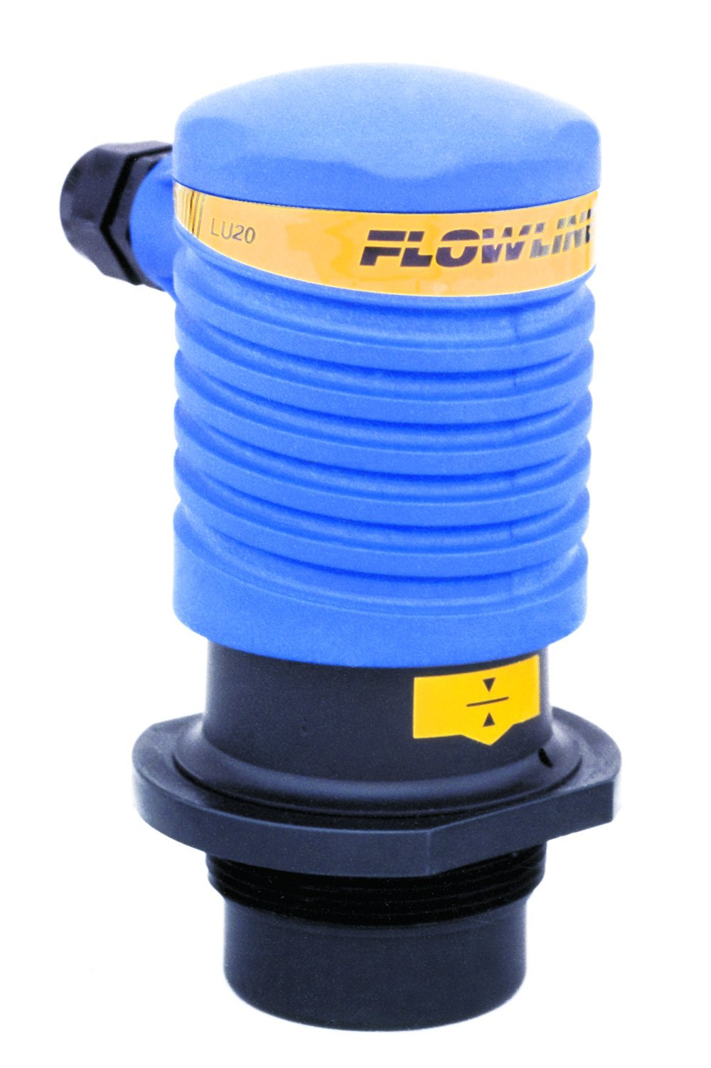 Flowline LU20-5001-IS EchoTouch IS Ultrasonic Level Transmitter with 18' Cable, 2'' NPT