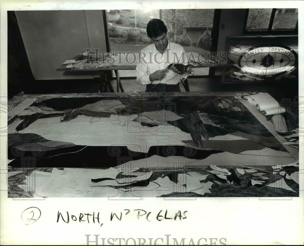 1985 prensa fotos brusts para bordes de lámina de cobre cinta antes de soldadura: Amazon.es: Hogar