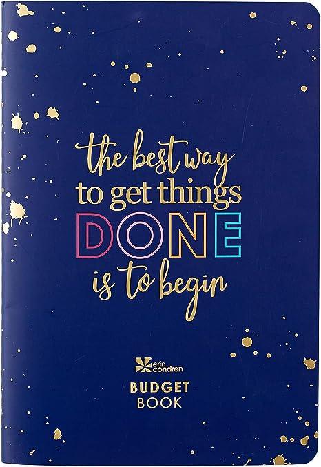 "financial 1.5/""by.25/"" Erin Condren planner stickers Groceries,Budget"
