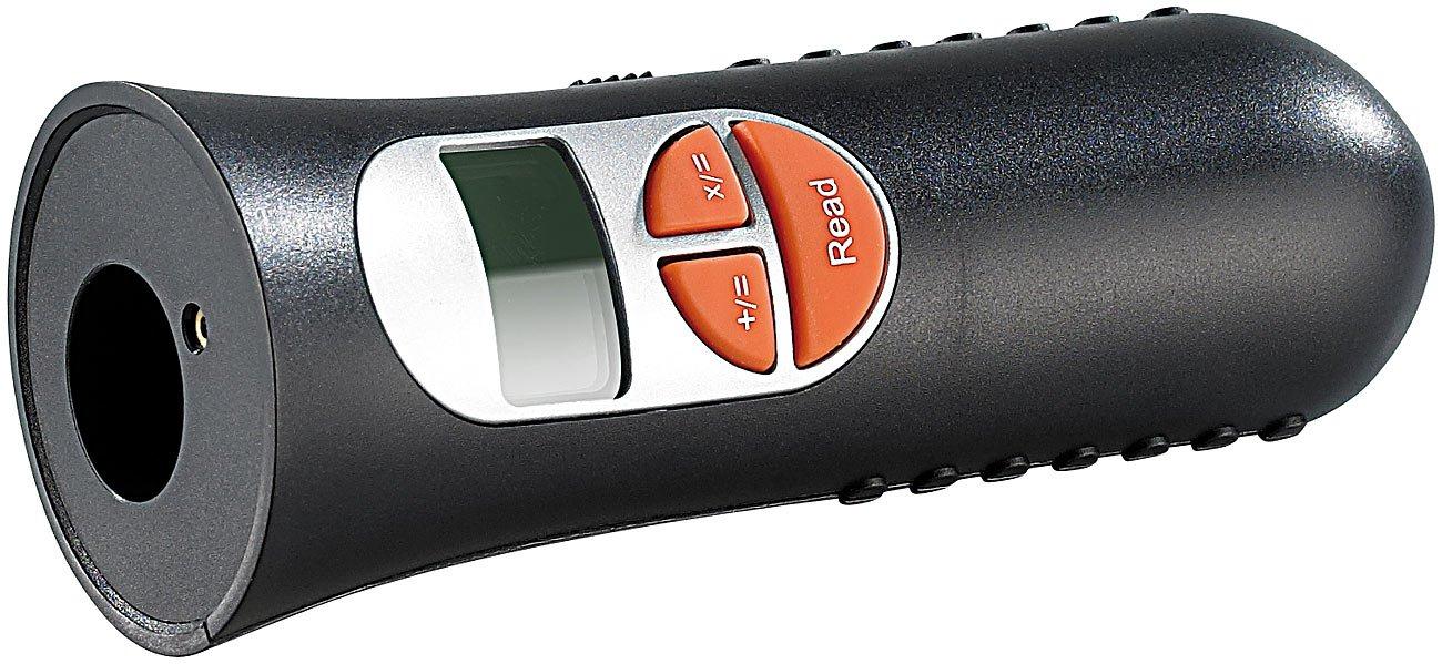 AGT Digitaler Zollstock: Ultraschall-Distanzmesser mit: Amazon.de ...