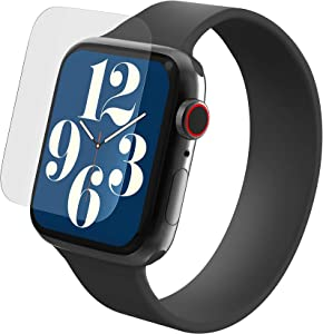 ZAGG InvisibleShield Ultra Clear - Film Screen Protector - Made for Apple Watch Series 6, SE (2020), Series 5 and Series 4 (44mm) - Clear, 200206861