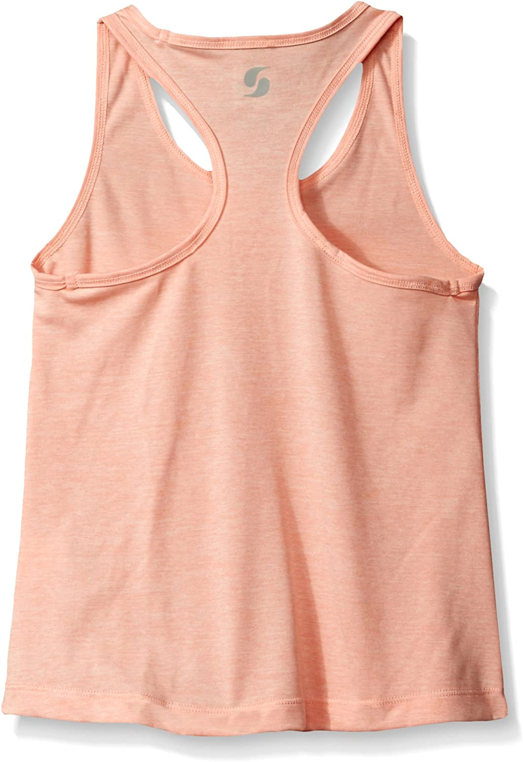 Soffe Girls Performance Racer Tank Top