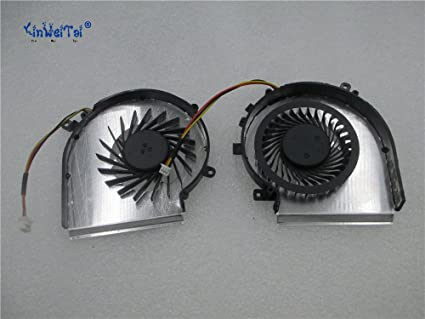 Amazon com: OEM-CPU and GPU Cooling Fan for MSI GE72 GE62 PE60 PE70