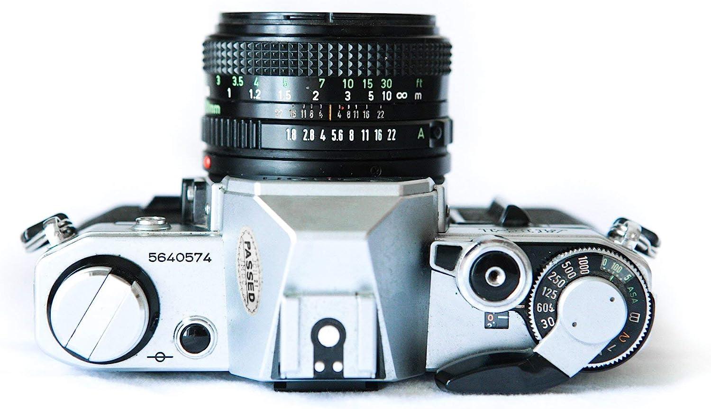 Canon Ae-1 + FD 50mm f1.8 S.C. Camara Reflex de 35mm: Amazon.es ...