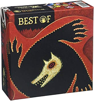 Asmodee-Los Hombres Lobo de Castronegro: Best of-Español (LOB06ES) , color/modelo surtido: Amazon.es: Juguetes y juegos