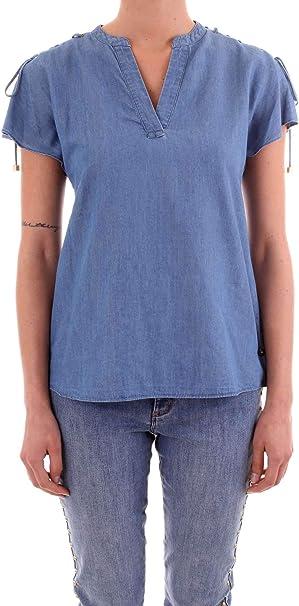 Michael Kors MH84LNT9HH 401 P19 - Camisa para Mujer, Color ...