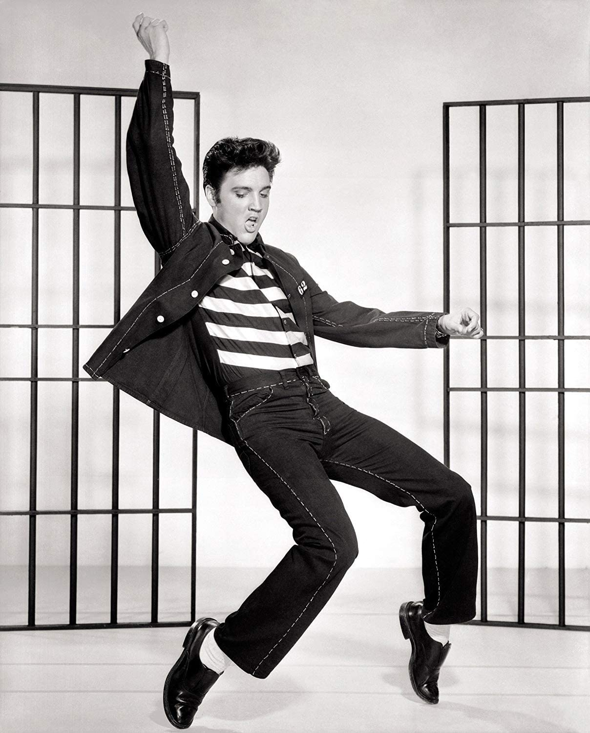 Elvis Presley Jailhouse Rock Photo Rock Roll Music Photos 8x10