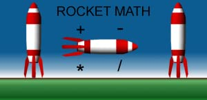Rocket Math by Big Rocket Games LLC