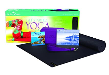 Amazon.com : Wai Lana Kits: Get Started Kit : Yoga Starter ...