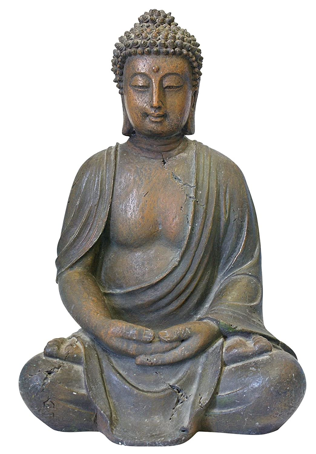 Alpine GEM170 Buddha Statue Decoration, 16