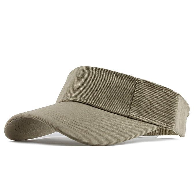 0df90230342 Sun Hats Solid Sport Breathable Adjustable Summer Snapback Acrylic ...
