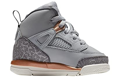 d65301f15d251b Jordan Spizike Wolf Grey Dark Grey (Toddler) (4 M US Toddler)