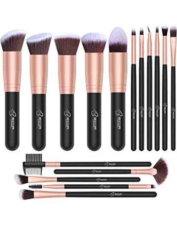 Brochas para maquillaje | Amazon.es