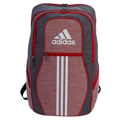 608c32081e05 Image Unavailable. Image not available for. Color  adidas Back Pack  Lightweight Travel Daypack ...
