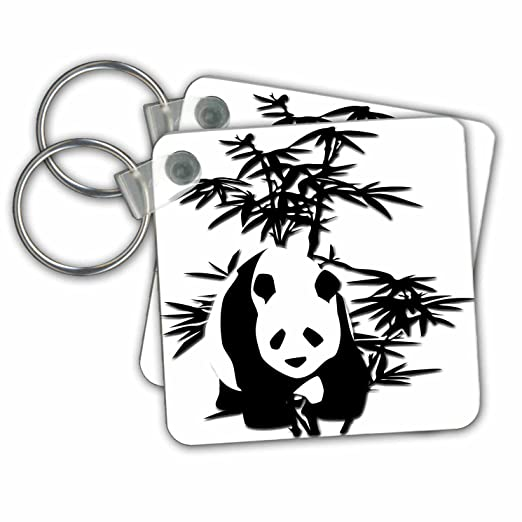 Amazon com: Spiritual Awakenings Animals - Black and White Panda and