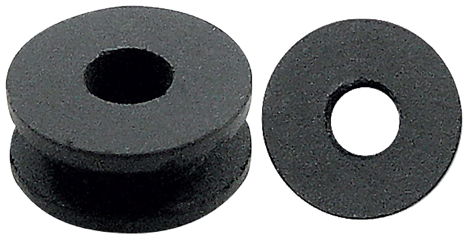 The Hillman Group 405938 Rubber Grommet 10-Pack 17//64-Inch
