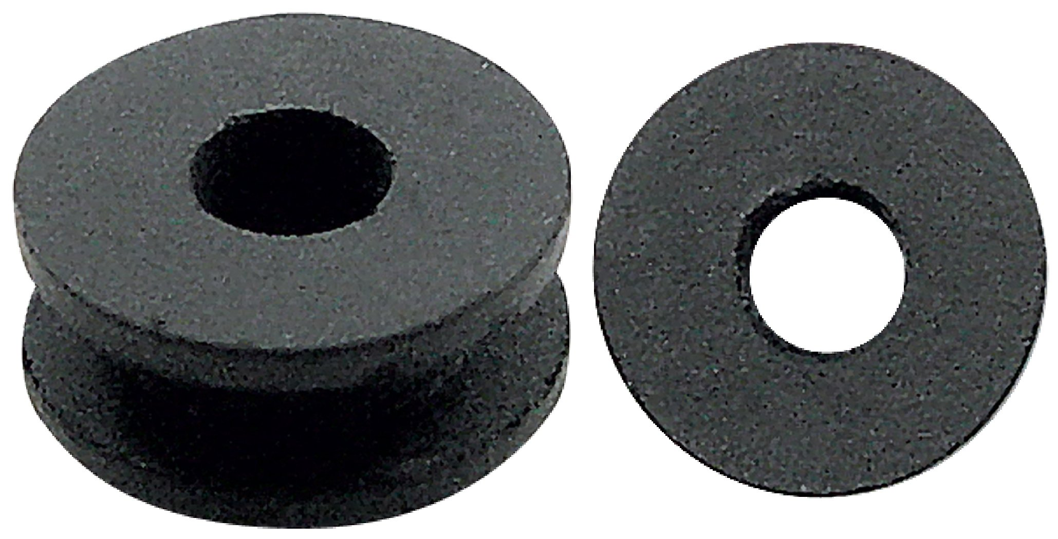 The Hillman Group 405940 Rubber Grommet 3/8, 10-Pack