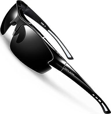 Damen Sonnen brille original smart graue Gläser Gestell schwarz orange UV 400