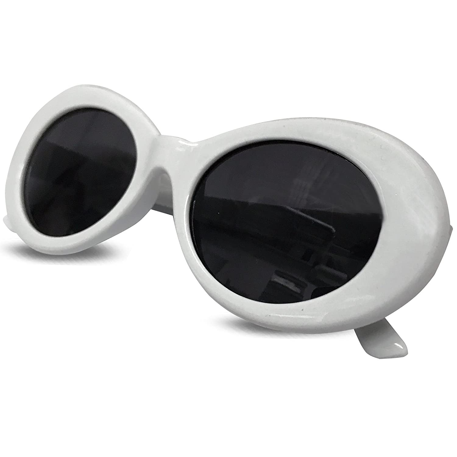 3c5342d611 Clout goggles sunglasses meme amazon real bold retro oval thick frame  meaning urban authentic aliexpress white brand lenses bulk order cheap cost  cartoon ...