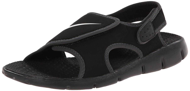 sale retailer 4acb8 2f88e Nike New Boy s Sunray Adjust 4 Sandal Binary Comet Blue 1  Amazon.ca  Shoes    Handbags