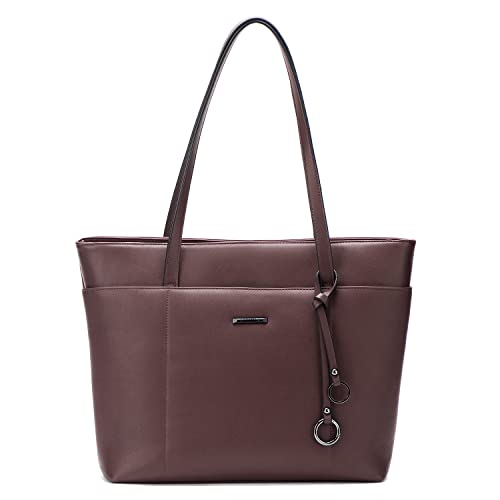 Amazon.com: Ecosusi Bolsos de mujer PU bolso de piel bolsa ...