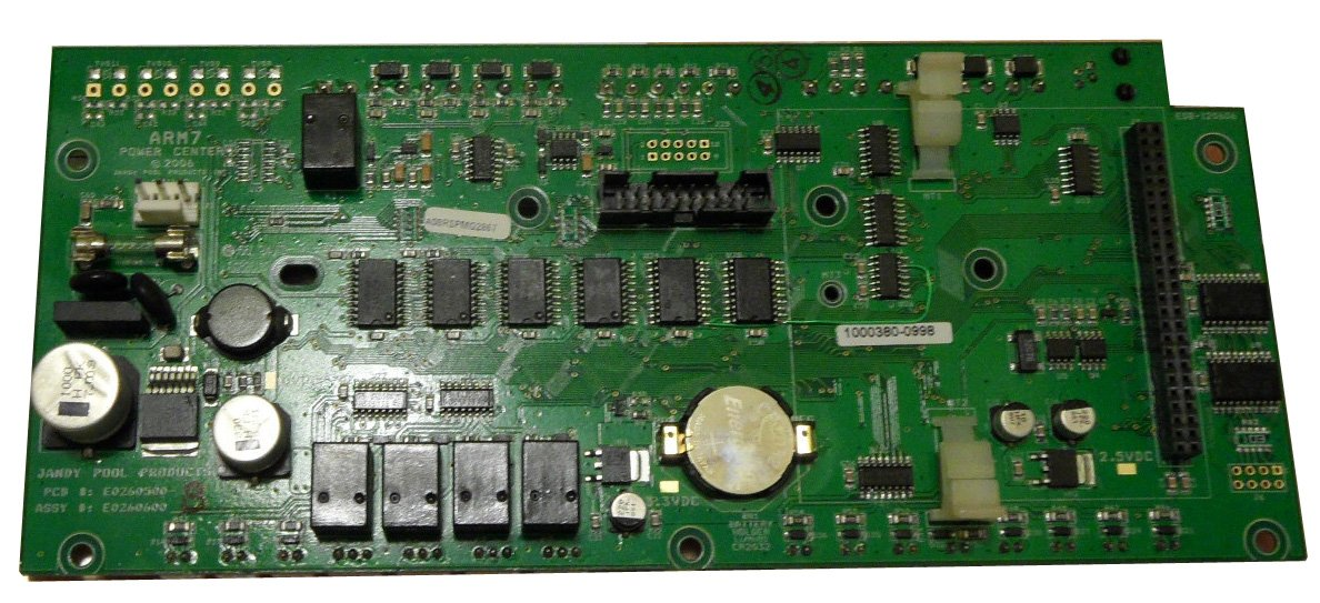 Zodiac R0466700 Printed Circuit Board Replacement Kit for Zodiac AquaLink Pool and Spa Control Power Centers