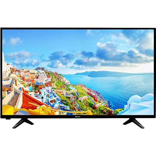 Hisense H32A5000 TV Hisense 32 Full HD Motion Picture Enhancer Clean View DVB T2 S2 USB Media HDMI Natural Color Enhancer Clear Sound
