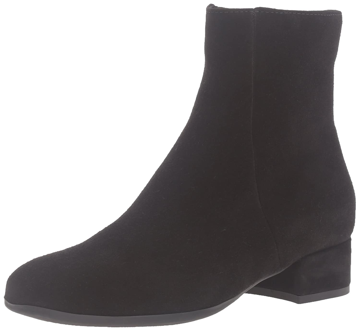 La Canadienne Women's Jillian Fashion Boot B018RRXZGS 8 B(M) US|Black Suede