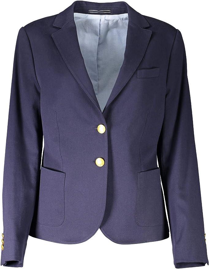 Gant Classic Club Blazer - Chaqueta de traje Mujer, color azul ...
