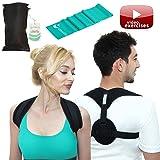 VIMFIT Posture Corrector for Women Men - Upper Back
