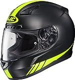 HJC CL-17 Streamline Full-Face Motorcycle Helmet (MC-3HF, Large)