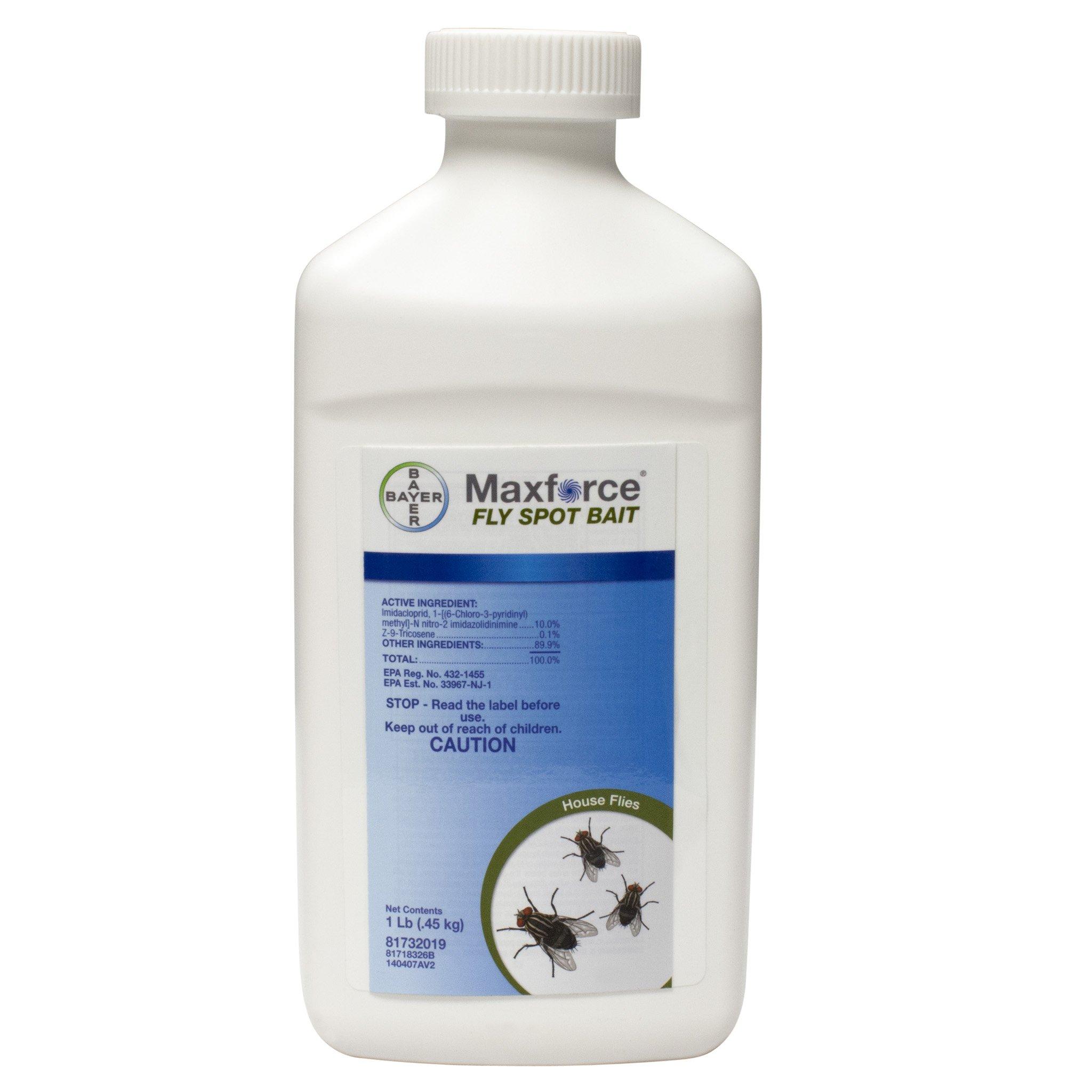 Maxforce Fly Spot Bait - bottle (16 oz.) BA1040 by Max Force