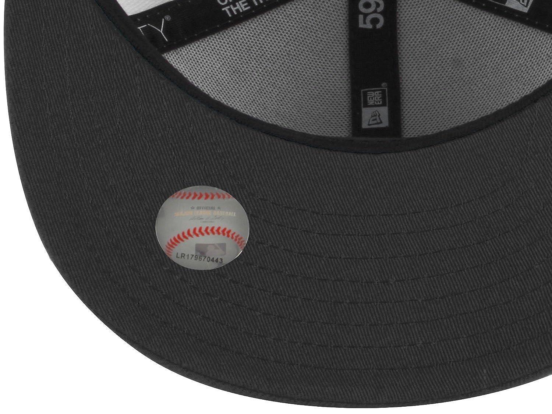 A NEW ERA York Yankees - Cap - Panel Splatter - White/Black