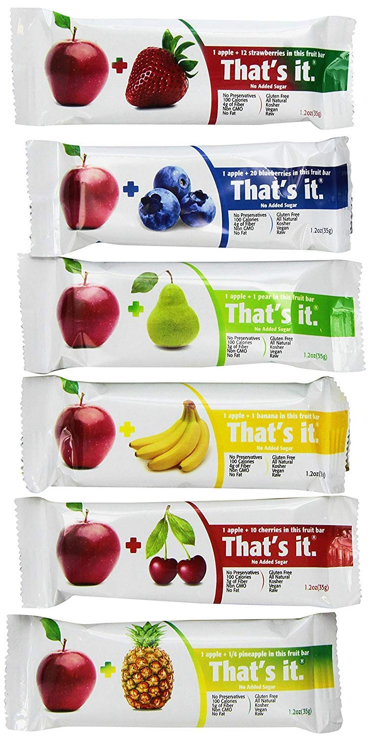 That's It Gluten Free Snacks (Variety Pack) by That's It (Image #1)