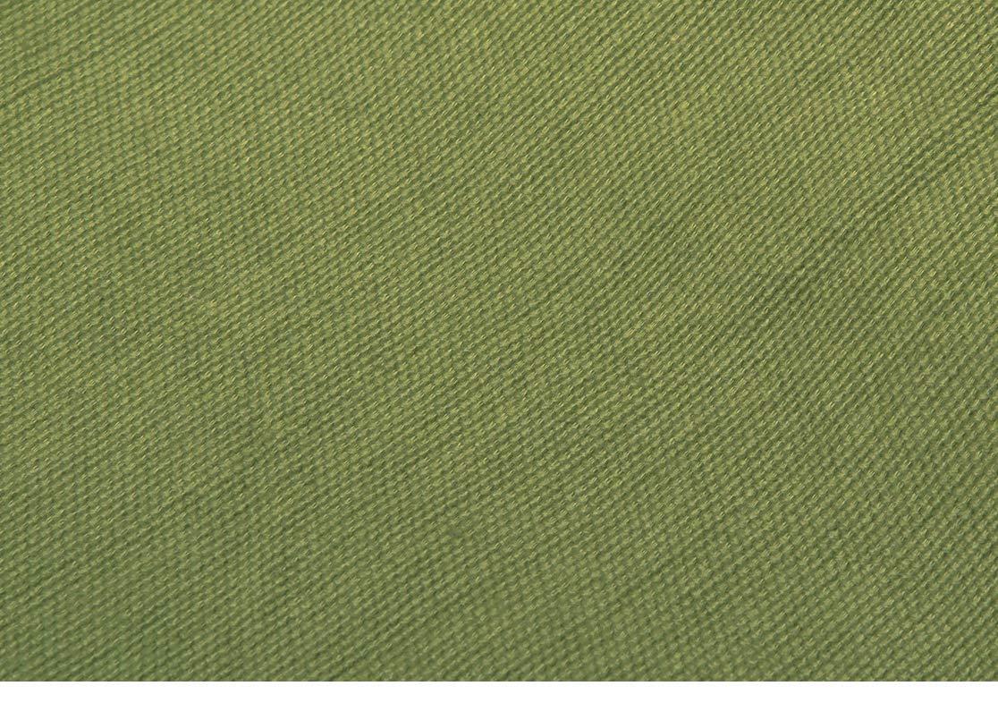 Doble Hecho A Mano Hamaca Cl/ásica Superior con Volantes chunqing 380 Green 160X260X380Cm Algod/ón Org/ánico