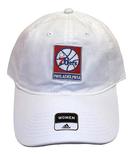Amazon.com   Philadelphia 76ers Slouch Adjustable Adidas Hat ... b67d9c457
