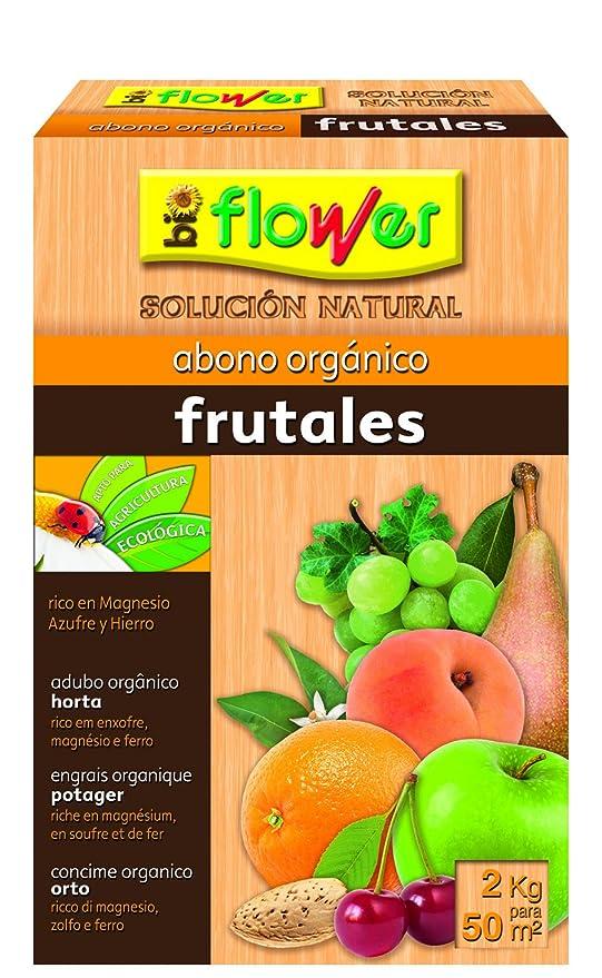 Flower 70562 70562-Abono orgánico frutales, 2 kg, No Aplica, 20.4x7