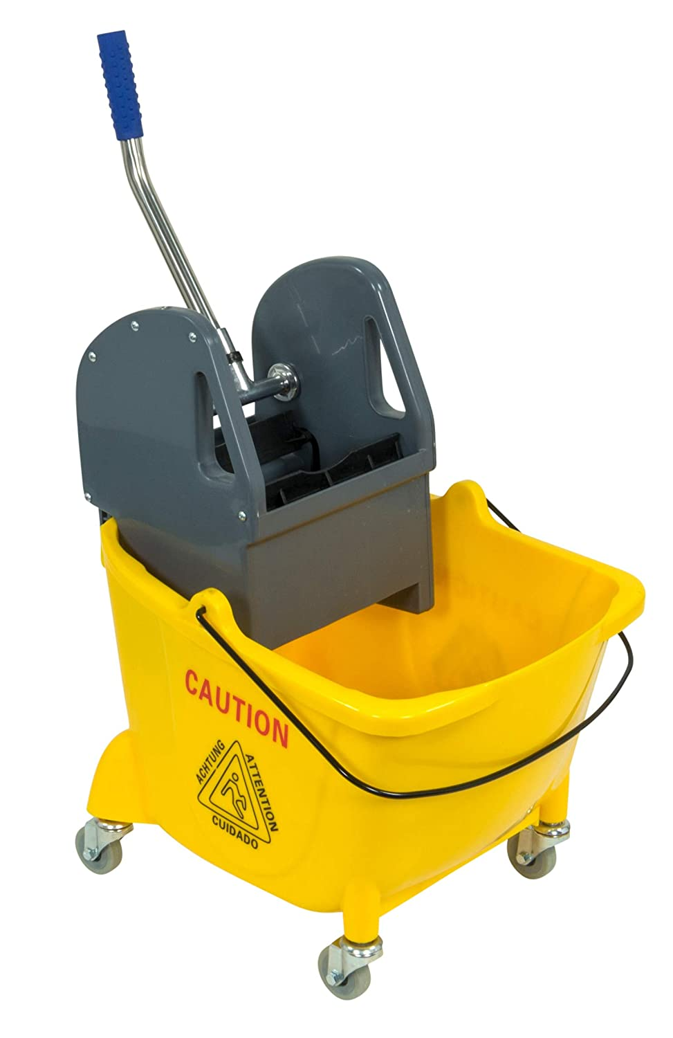 Sprintus Simple Cart with Double Squeezer Mop 6.34gal 301006