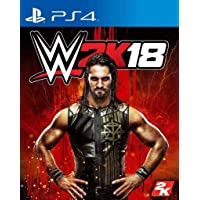 WWE2k18 - PlayStation 4 (PS4)