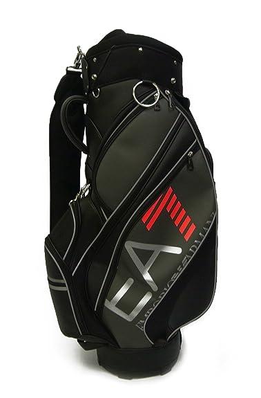 wholesale dealer 64cf4 22321 Amazon | (アルマーニ)ARMANI キャディバッグ ゴルフバッグ ...