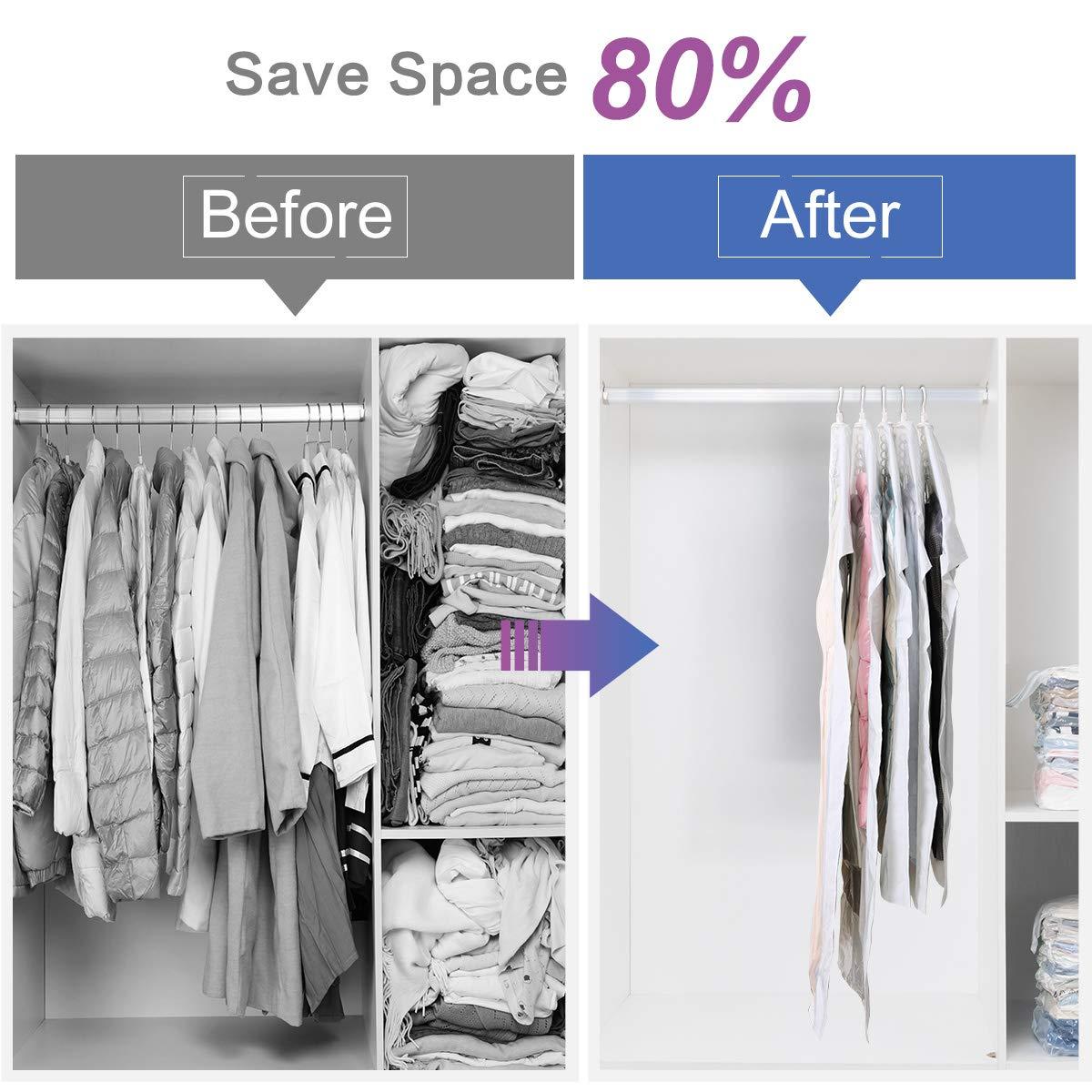 Amazon.com: taili Premium Jumbo aspiradora ahorro de espacio ...