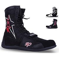 Starpro Superior Boxeo Lucha Zapatos - para Boxeadores