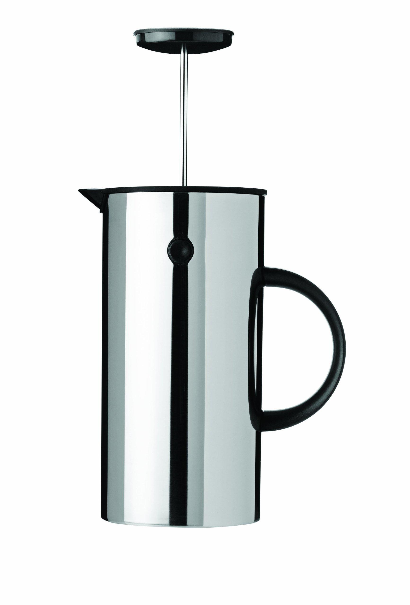 Stelton EM Press Coffee Maker, 8 cups, steel by Stelton